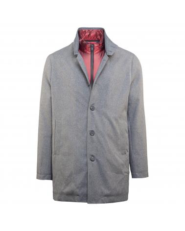 HAMPSHIRE WL - Detachable Padded Vest Coat